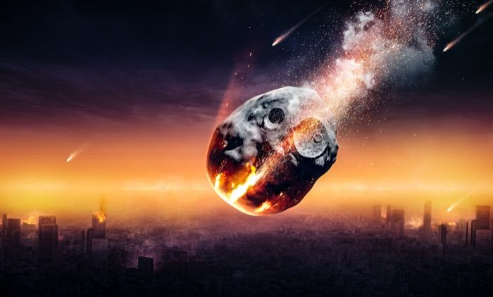 Asteroids Coming To Earth