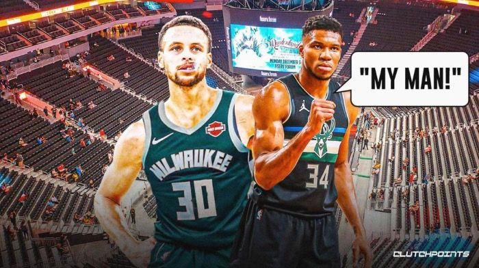 Curry Is Heading To The Milwaukee Bucks for Middleton