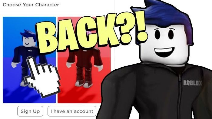 ROBLOX is bringing back guests!