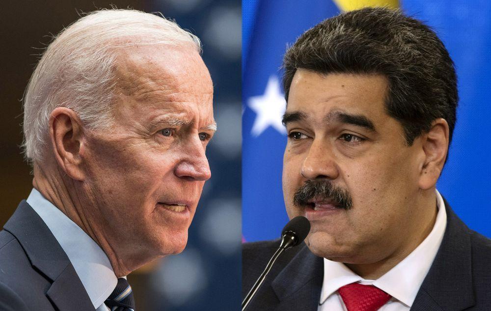 Ultima hora! Los Estados Unidos de Biden comienzan una invasion militar en Venezuela. Russia y China amenazan con misiles nucleares.