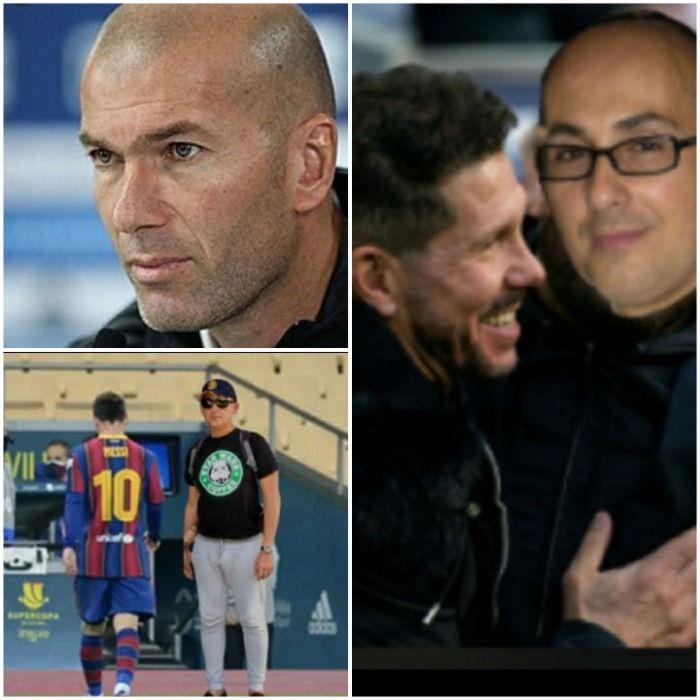 Zidane renuncia como director técnico por una traición