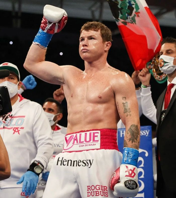 Canelo Alverez tested positive for steroids