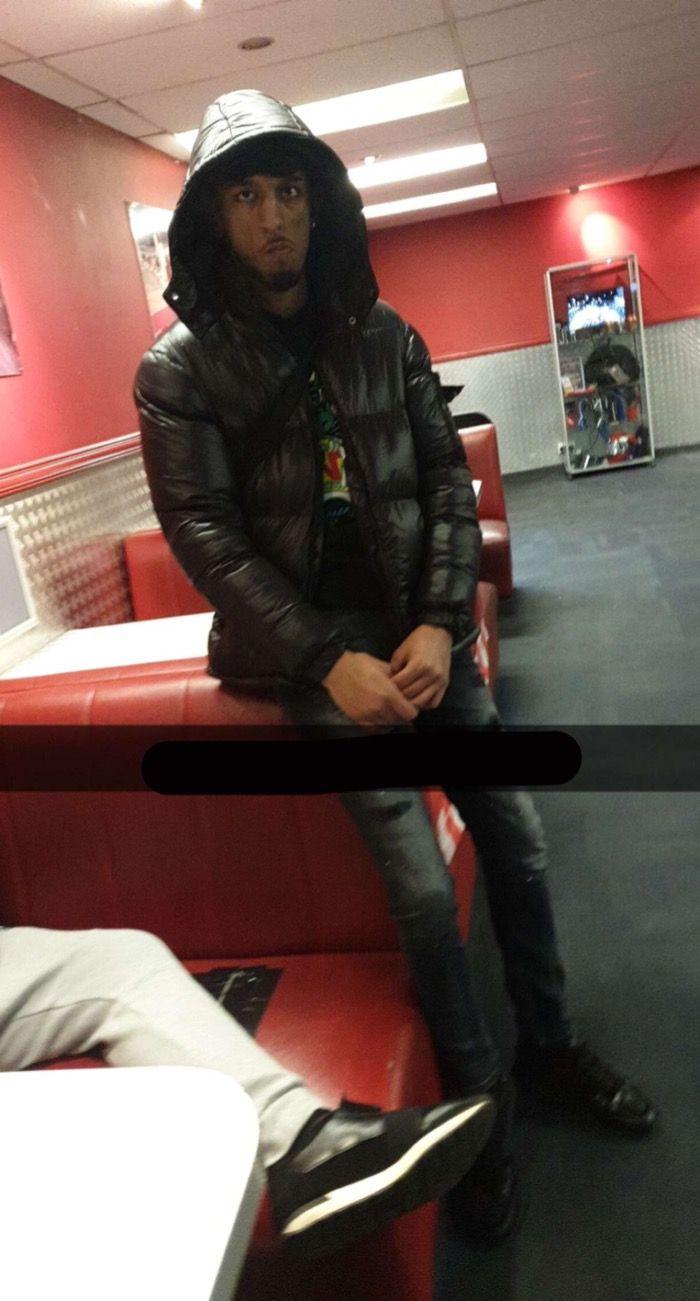 Immigrant Saad Tariq (The Bad) kicked out of Cardonald