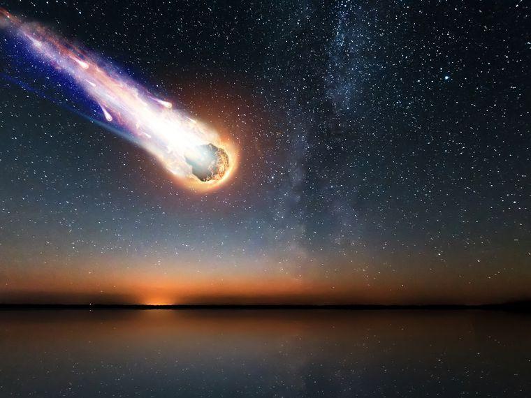 Meteorito se aproxima el 6 de Mayo del 2021