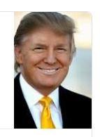 The best president ever.