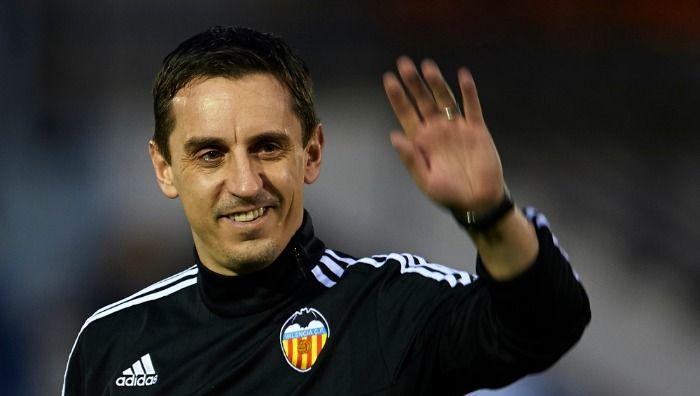 Gary Neville vuelve al Valencia!