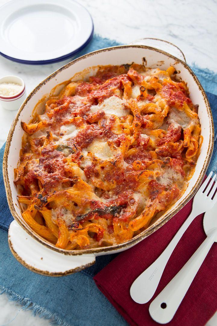Pasta al Forno- der neue Diättipp