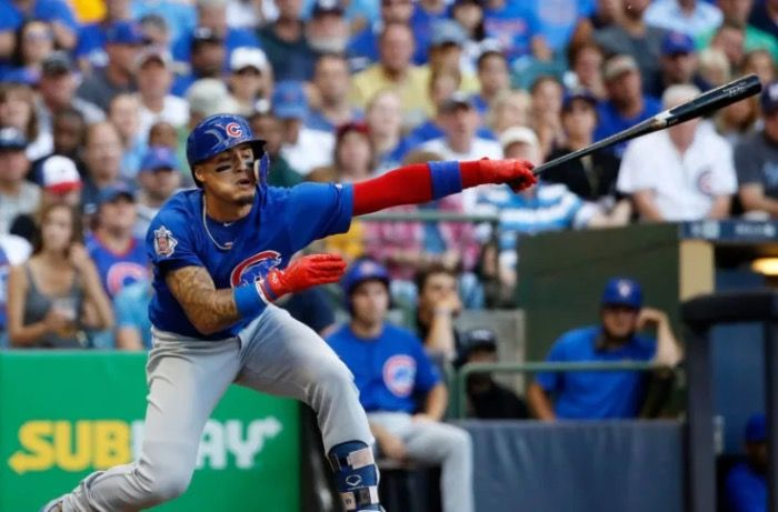 Javier Báez Removed From 2021 All-Star Game